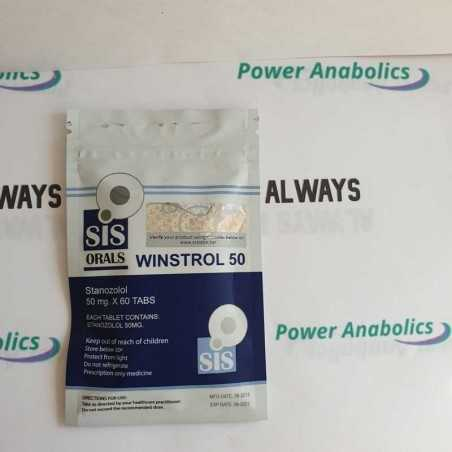 Winstrol 50mg SIS LABS Steroids Shop UK Pay by PayPal Card, Credit/Debit Card
