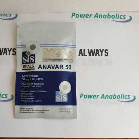 Anavar 50mg SIS LABS Steroids UK Pay by PayPal Card, Credit/Debit Card