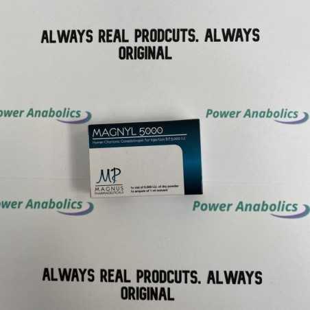 Magnyl 5000 Magnus Pharma Power Anabolics